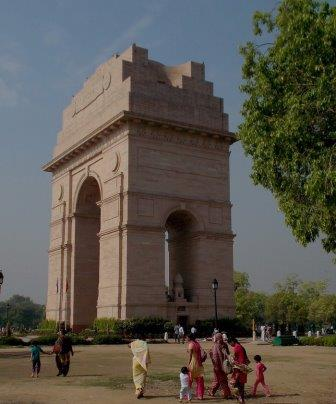 Description: http://www.BRITISHWARGRAVES.co.uk/userimages/DelhiMemorialIndiaGateWeb.JPG
