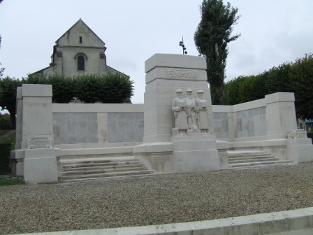 Description: https://www.britishwargraves.co.uk/userimages/SoissonsMem.JPG